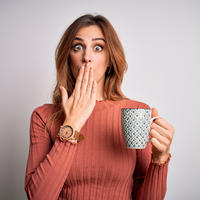 kava, caj