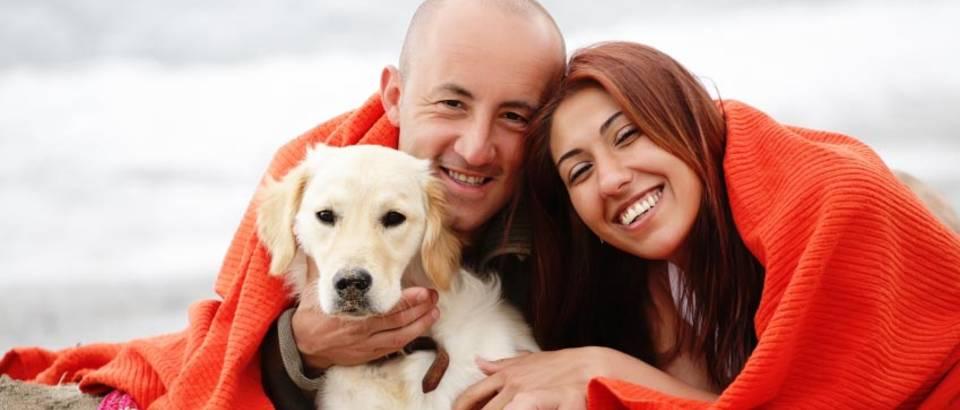 sretan par i pas