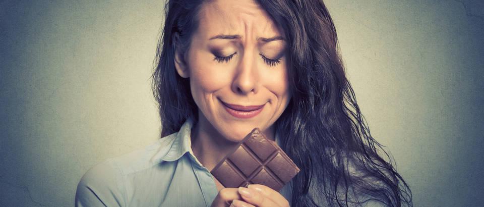 cokolada, stres, pms, Shutterstock 306304826