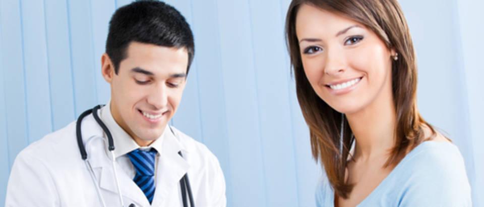 doktor, lijecnik, pacijentica shutterstock