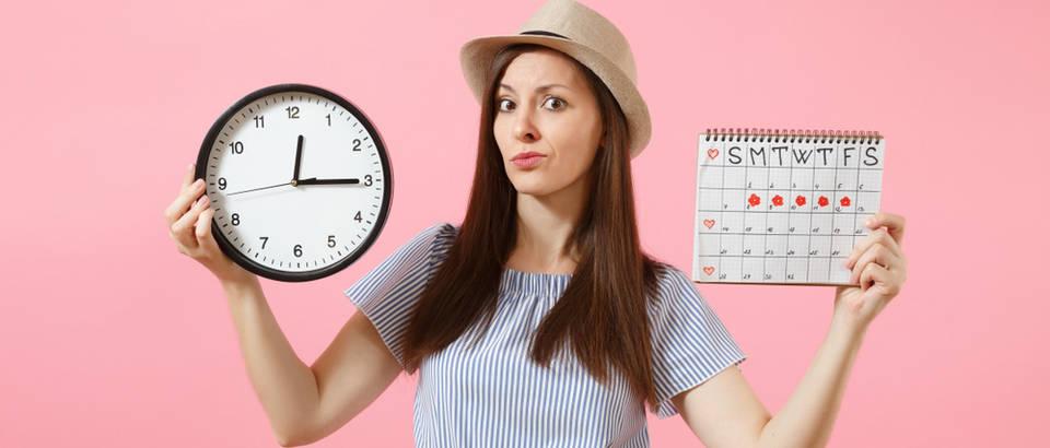 gubljenje kilograma menstruacija