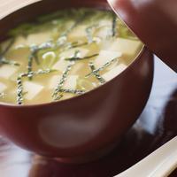 vegetarijanstvo  miso juha