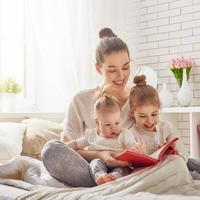 mama i bebe, Shutterstock 390805201
