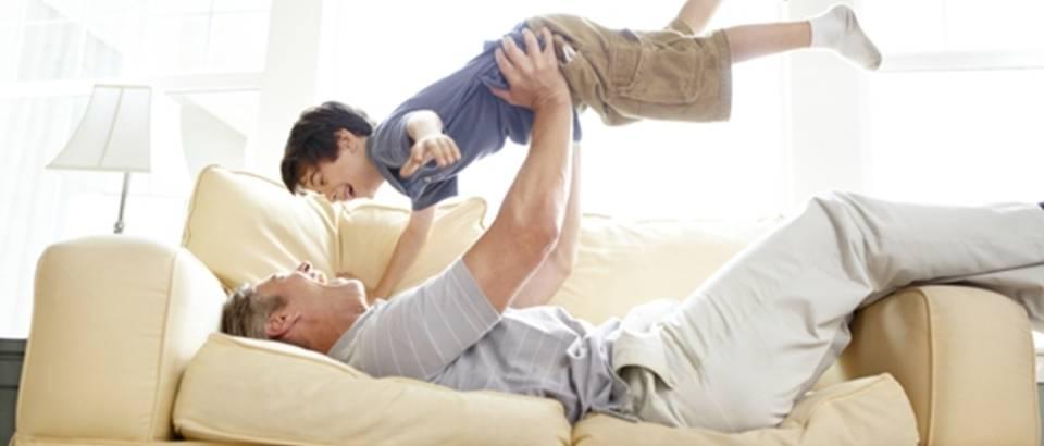 dijete, otac, igra, roditelj, obitelj, tata