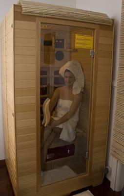 Area sauna