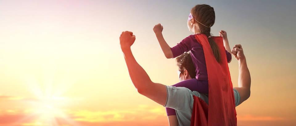otac, dijete, Shutterstock 422212270