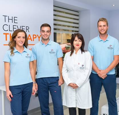 9 ARITHERA strucni team Robotska neurorehabilitacija