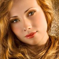 kosa, sminka, make-up, broncano sjenilo, ljetni make-up