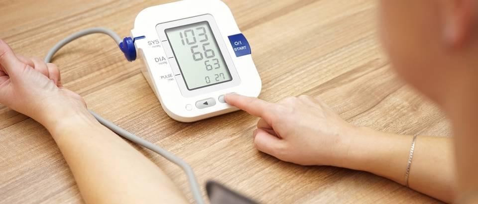 Povisen krvni tlak i sol
