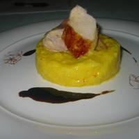 panino - Rižoto sa šafranom i piletinom