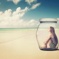 introvert, Shutterstock 254825215