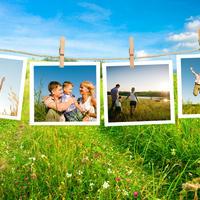 ljeto, obitelj, Shutterstock 99364631
