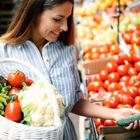 zdrava prehrana, trznica