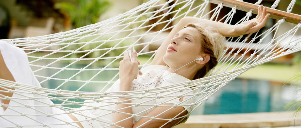 odmor, lezaljka, Shutterstock 110110031