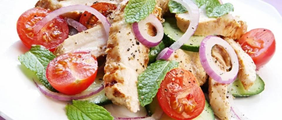 zdravi tanjur