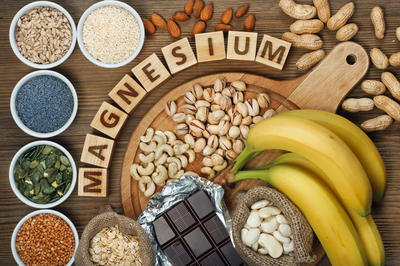 7 namirnica bogatih magnezijem