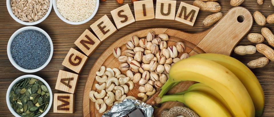 Magnezij voće sjemenke