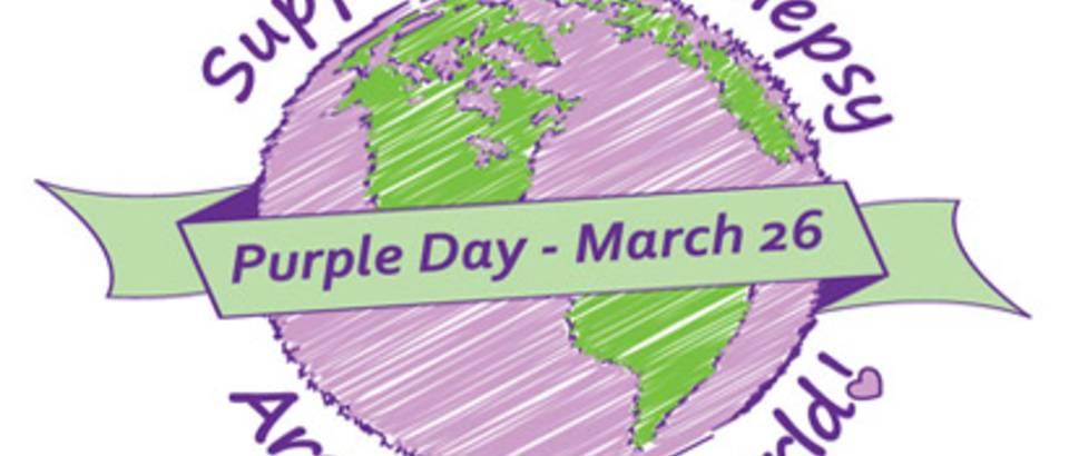 Ljubicasti dan, Purple Day, Epilepsija