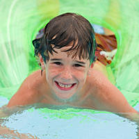 bazen, plivanje