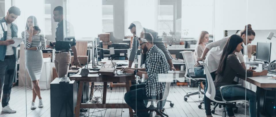 radno mjesto, Shutterstock 583591807