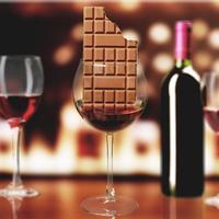 vino i čokolada Shutterstock 368654321