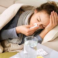 gripa prehlada Shutterstock 118647259