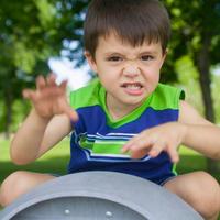 Dijete, ljutnja