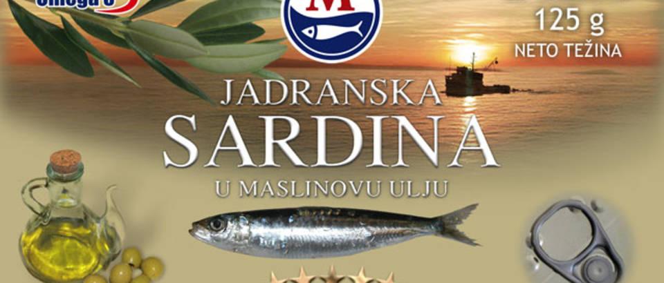 mardesic sardina u maslinovom ulju
