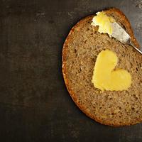 Topljena mast kruh