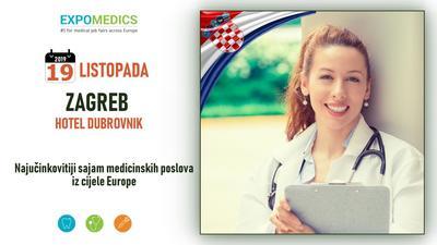 Medicinski sajam poslova za zdravstvene djelatnike