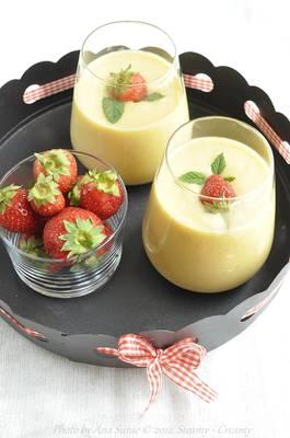 smoothie od manga, ana surac