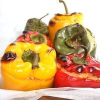 Šarene paprike na grčki - recept Nada