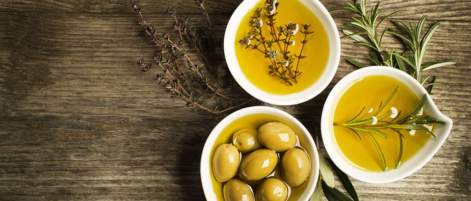 Masline i maslinovo ulje