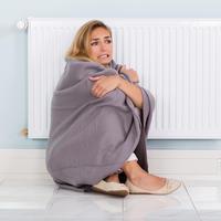 Hladnoća žena shutterstock