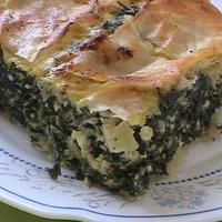 Pita od sira i spinata - recept Nada