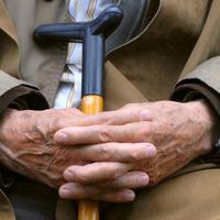 Starac, stap, bolest, lomovi, artritis