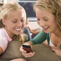 prijateljice mobitel