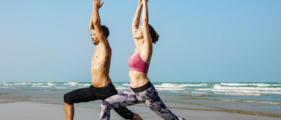 Vježbanje plaža (2)