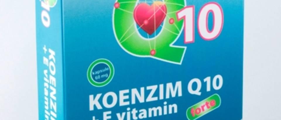 aktival, koenzim q10 + vitamin e