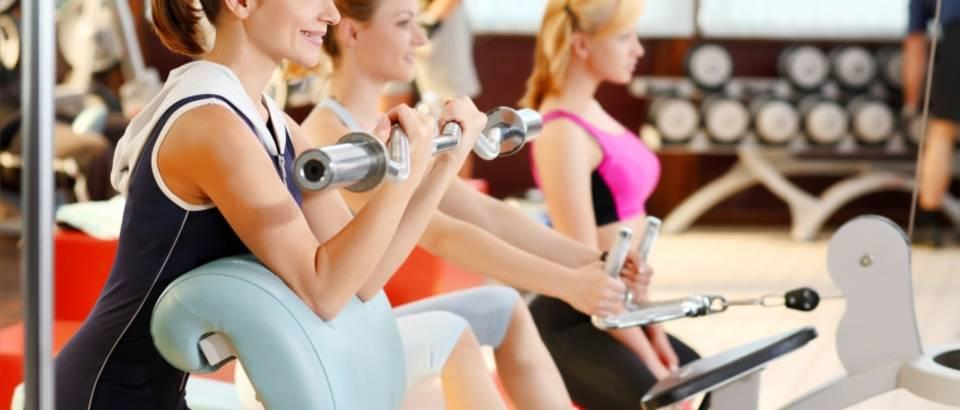 teretana, fitness, vjezbanje, bucice, utezi