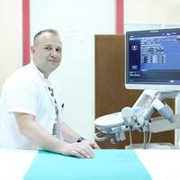 "dr. sc. Ozren Grgić, porodničar iz KBC-a ""Sestre milosrdnice""."