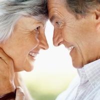 Stariji par, ljubav
