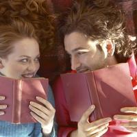 par, citanje, knjiga, prirucnik