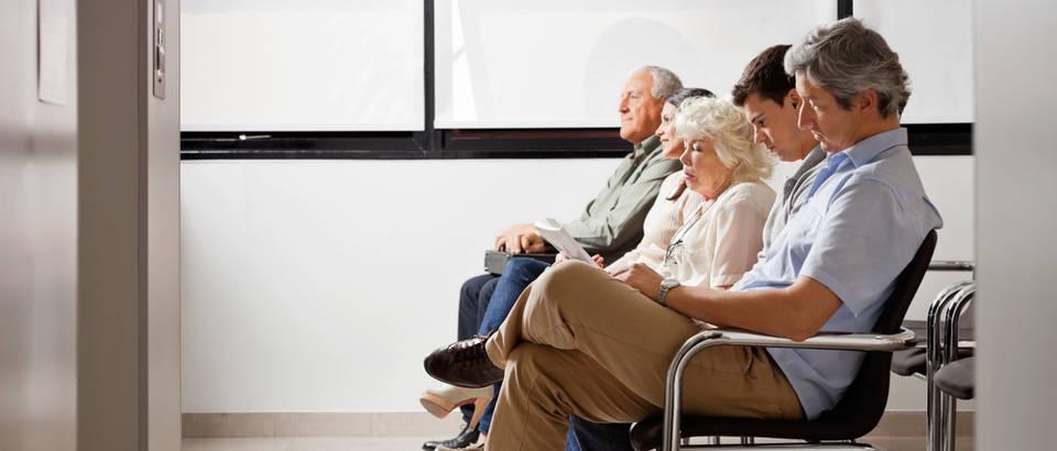 Pregled čekaonica pacijenti shutterstock 123325801