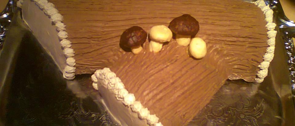 cokoladna grana, bozicni kolaci, sandra seliga