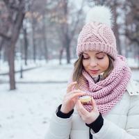 koza, zima Shutterstock 569914399