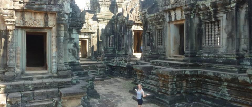 Emina Prsic, Kambodza