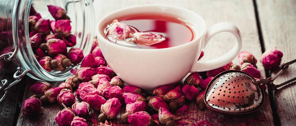 Ruža čaj ruza caj cvijece shutterstock 318740057