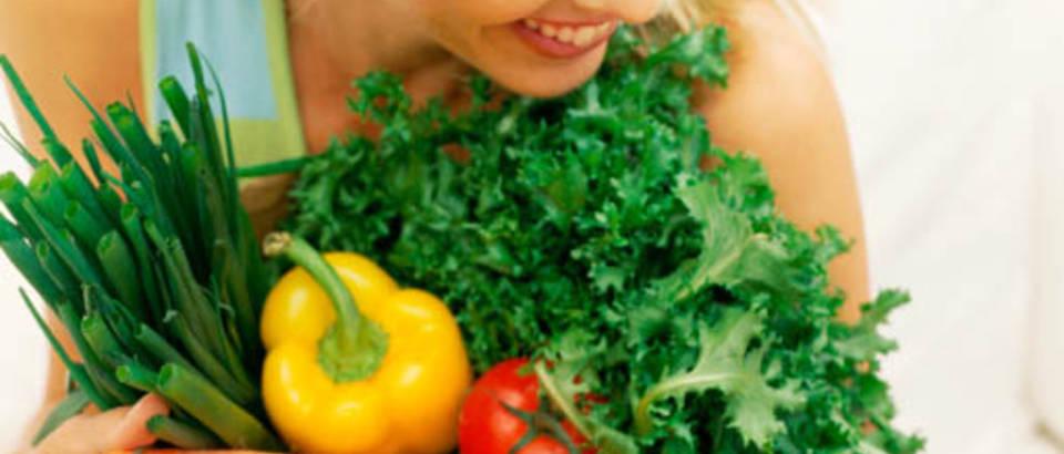 zdrava hrana, povrce