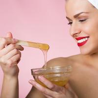 šećerna pasta egipatska depilacija shutterstock 392949289